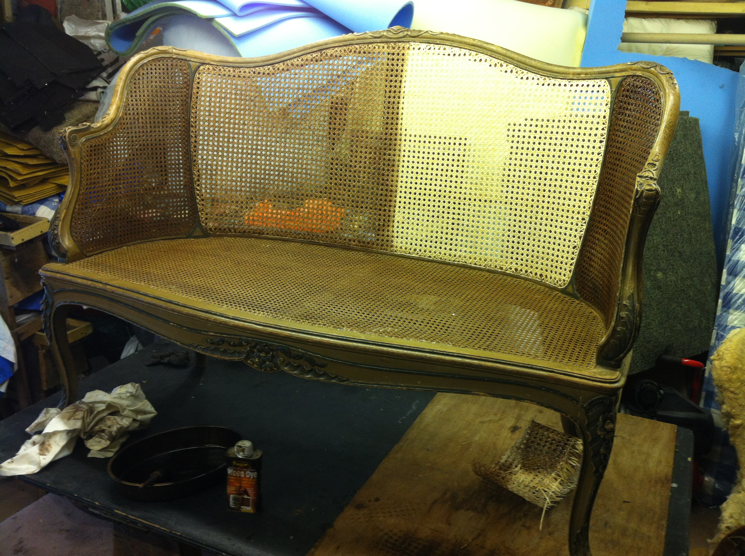 Furniture Repairs Traditional Upholstery