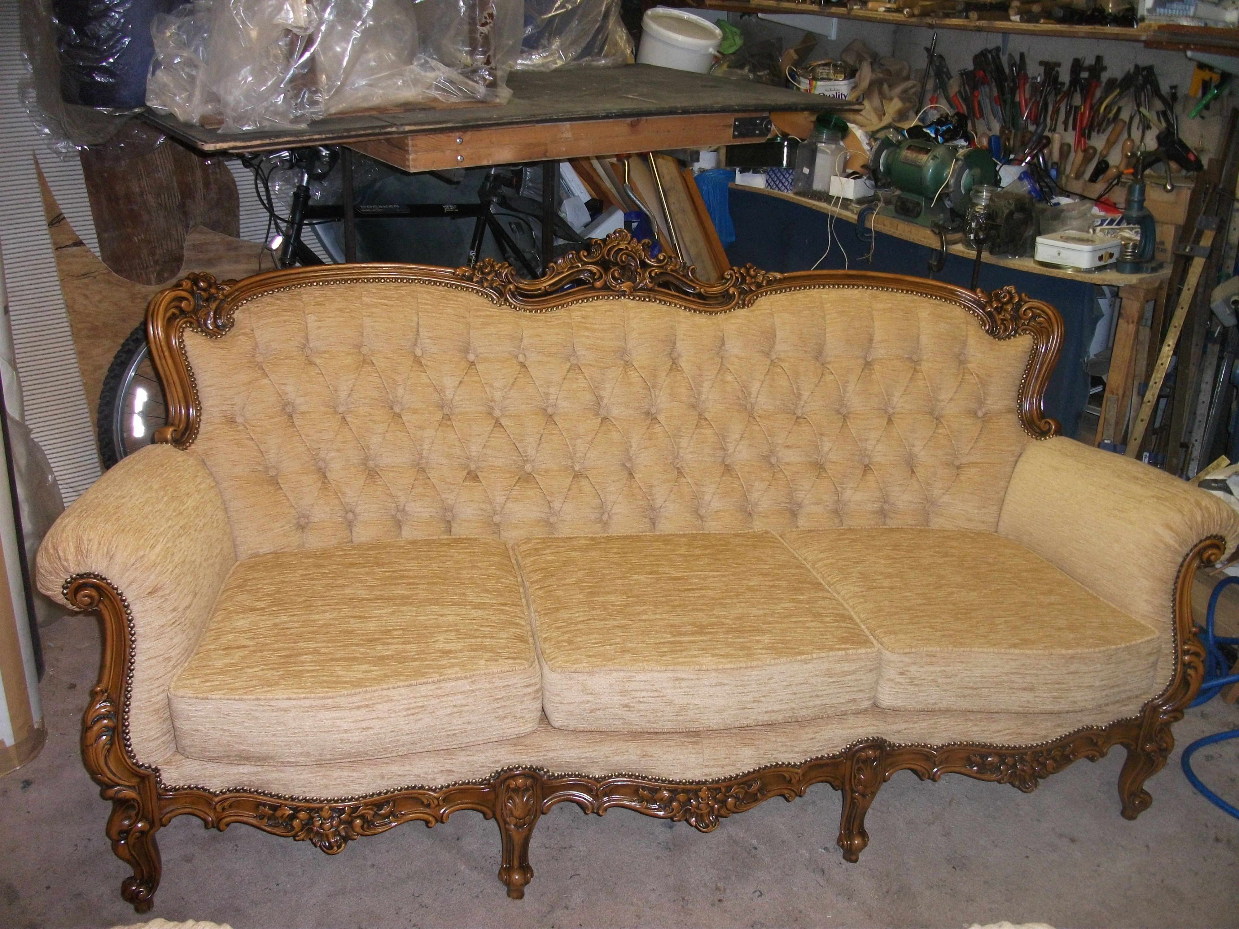 Sofas re covered re upholstery Loose covers